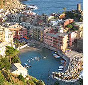 Cinque Terre and Tuscany walking photo